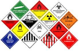 classificazione merci pericolose